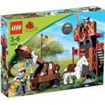 LEGO Duplo Wachposten mit Katapult