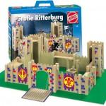 Große Holz Ritterburg Heros
