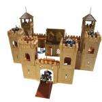 Knights Mega Ritterburg aus Holz