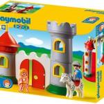 Playmobil meine erste Ritterburg 1 2 3