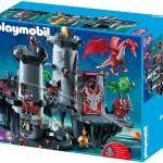 Playmobil große Drachenburg