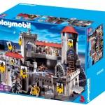 Playmobil große Löwenritterburg