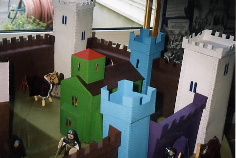 Malvorlagen Burgen Und Schlosser Ausmalen